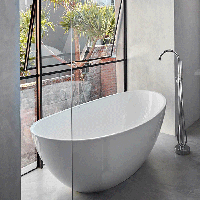 livingstone baths | luxury freestanding stone baths & basins