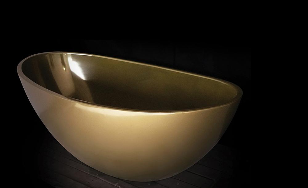 Brass Bath