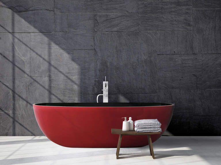 Interno Bath – Coloured